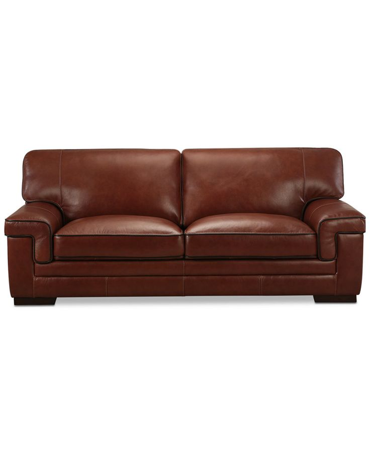 Myars Leather Sofa. 57 best Leather Couches and Chairs images on Pinterest   Leather