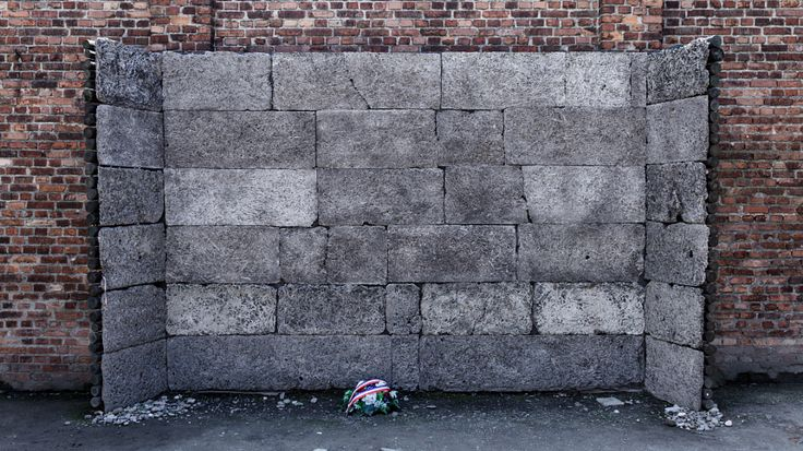 The Death Wall Right outside block 11 in Auschwitz you will find the infamous 'Death Wall'. Thousand of lifes were taken at this very spot. Walking around Auschwitz-Birkenau camps will give you chills down to the bone but it is also a powerful experience and a sobering reminder of what we read in the history books. - bit.ly/ibtblog
