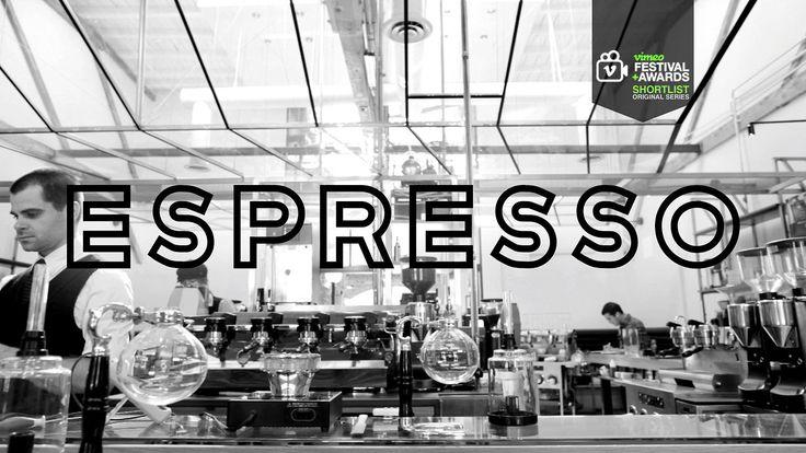 Espresso, Intelligentsia. www.TheD4D.com / www.twitter.com/TheD4D / www.facebook.com/TheD4D  *Shortlist: Original Series, Vimeo Festival + A...