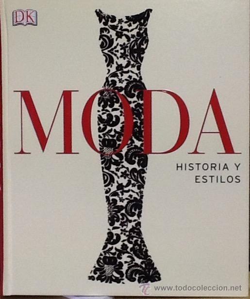 Moda: Historia y Estilos de Cosar. Se encuentra en Feria Chilena del Libro