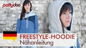"""Freestyle Hoodie """"Nelly"""""""