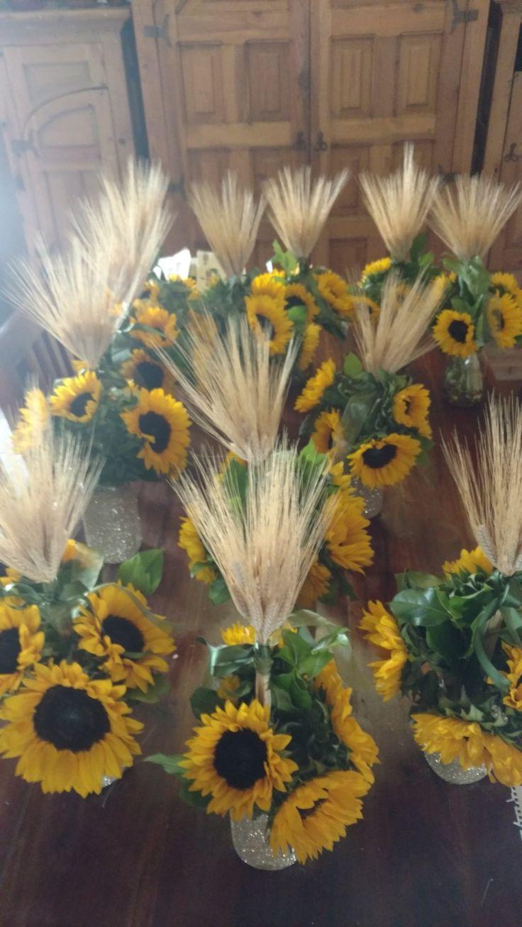 55 wedding anniversary flowers