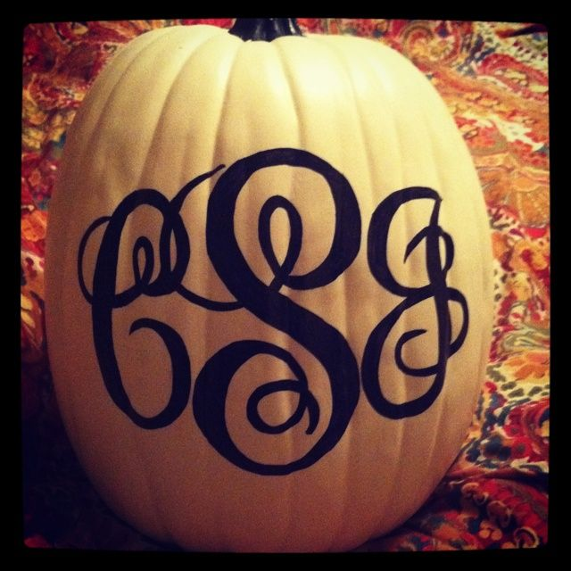 monogram pumpkin templates - 1000 ideas about monogram pumpkin on pinterest fake