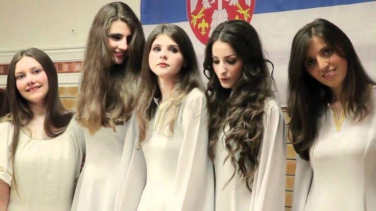 ПЕСМА О РУСИЈИ И СРБИЈИ