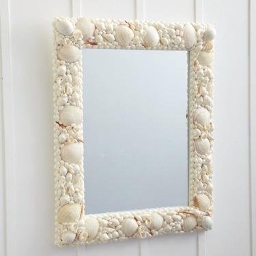 Triton Sea Shell Mirror