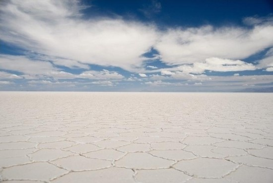 우유니 소금사막 - 볼리비아