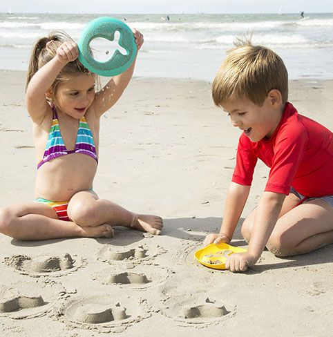 Quut beach toys. StarFish. Magic Shapers. www.quutbeachtoys.com