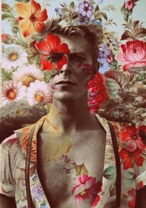 """There, in the chords and melodies, is everything I want to say. The words just jolly it along. It's always been my way of expressing what for me is inexpressible by any other means."" David Bowie"