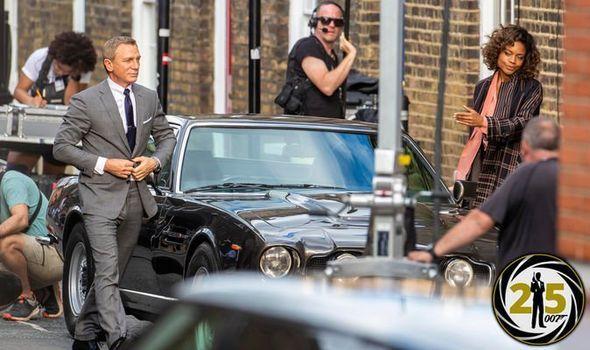James Bond 25 PLOT: What do new Daniel Craig set photos reveal of his 007's FINAL mission?