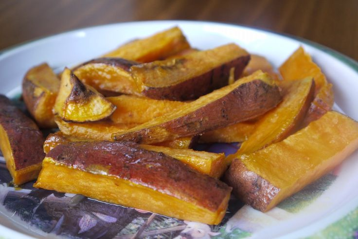 Loved by Mummy: Osian's Favourite Foods - Sweet Potato Chips