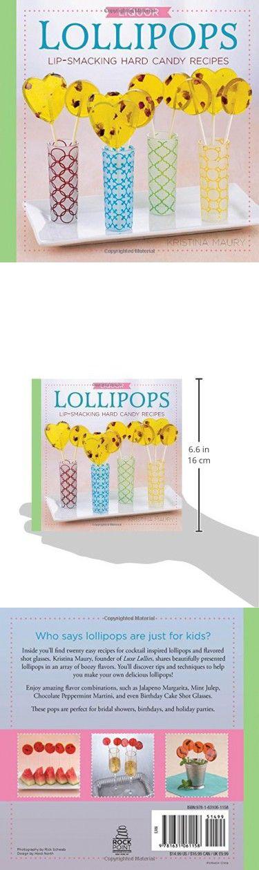 ... Liquor lollipops on Pinterest | Lollipop holidays, Homemade lollipops