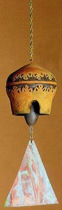 Ceramic Windbells