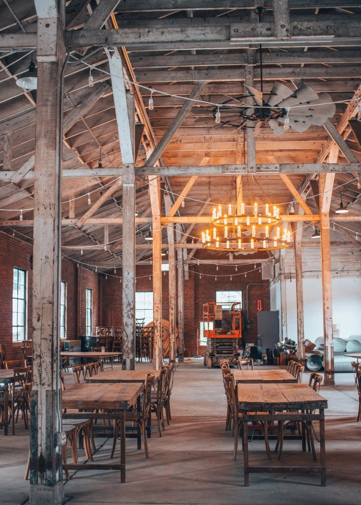 Gorgeous, Rustic Wedding Venue! Castle & Key Bourbon ...