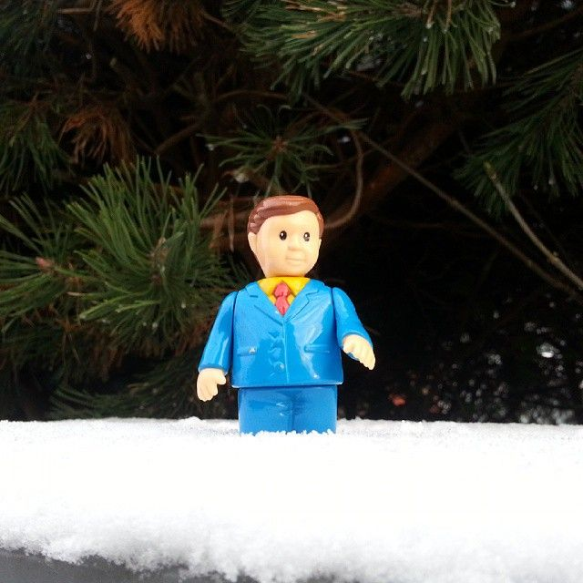 Ralph.  I love being out in the #snow   #entrepreneur #namoffers