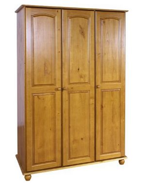 100 Solid Pine Traditional Bun Feet Lacquered Honey Finish Price Pine Bedroombedroom Furniture