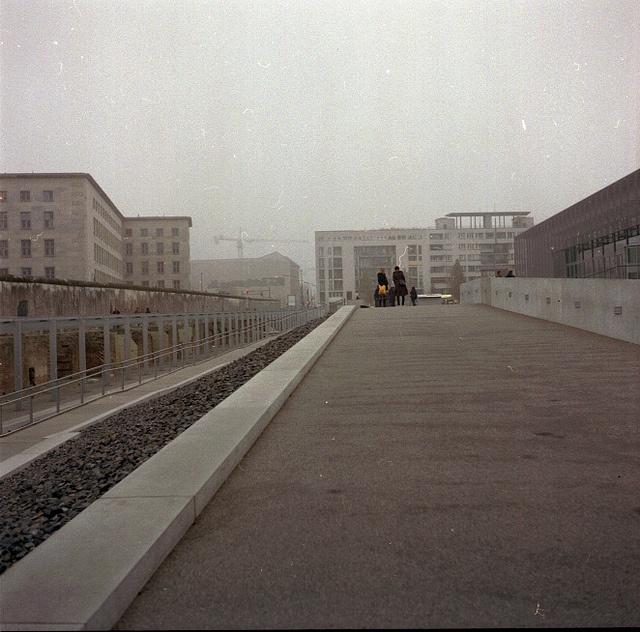 Berlin am Topography des terrors museum by rmn2901, via Flickr