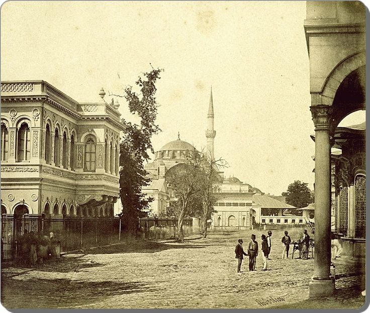 Tophane - 1855 -James Robertson