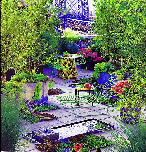 321 Best Images About Garden Rooftop Designs On Pinterest: 107 Best Images About Roof & Balcony Gardens On Pinterest