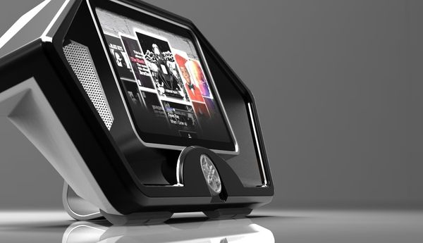 Yamaha Alarm Clock on Industrial Design Served