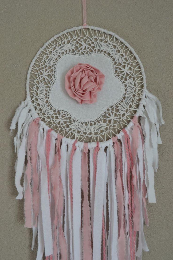 702 best attrape r ves dream catcher images on pinterest for Decoration shabby romantique