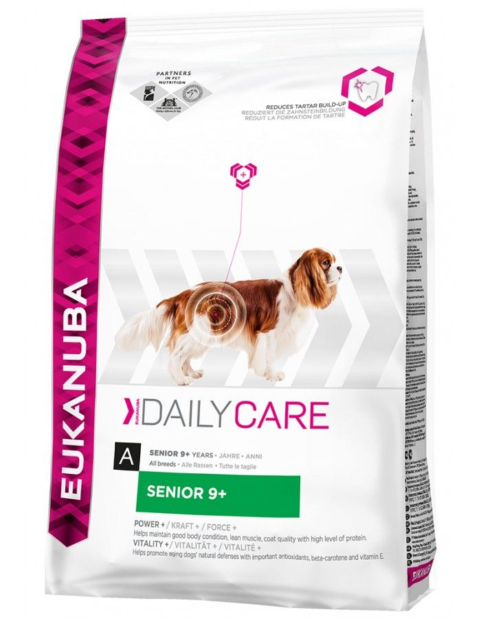 Eukanuba Daily Care Senior 9+ 12 kg
