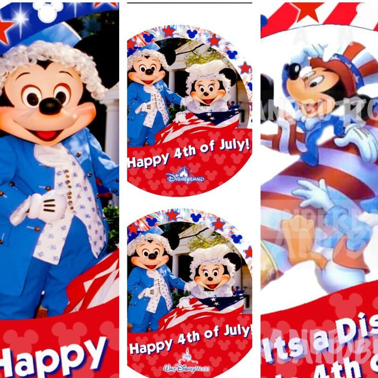 4th pictures happy july