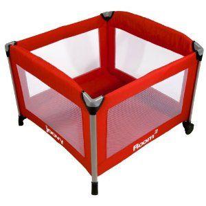 Joovy Room Portable Playpen Crib | Portable Cribs for Travel