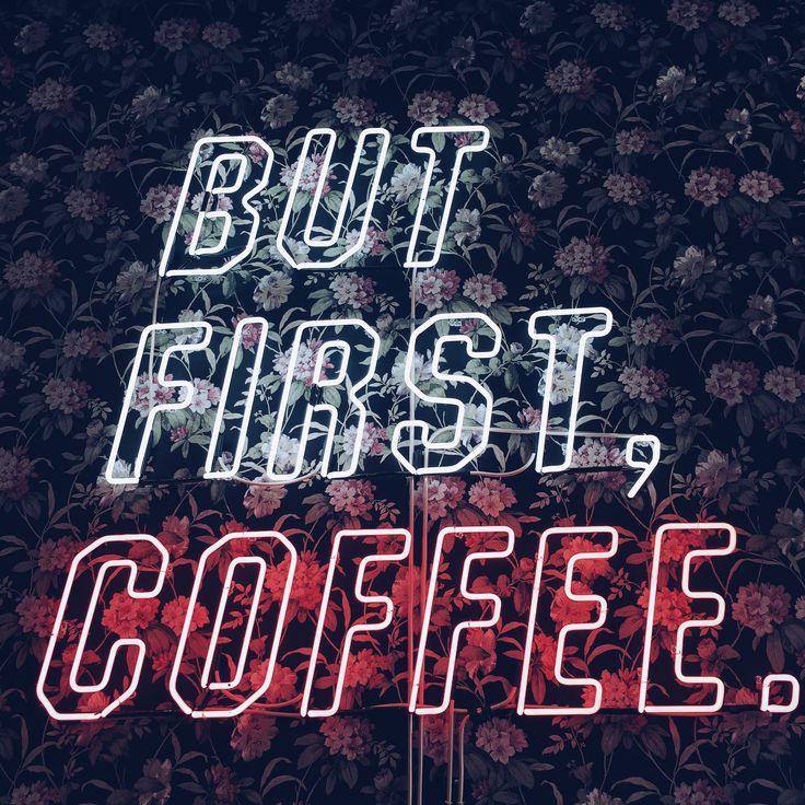 Hofstra loves their coffee
