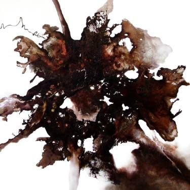 "Saatchi Art Artist Jing Fu; Painting, ""Roots Series no.1"" #art"