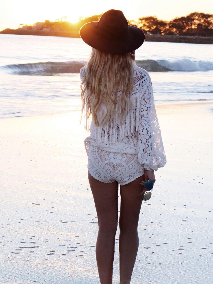 beach lace