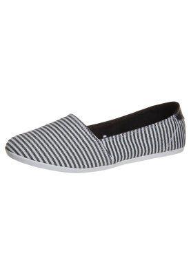 adidas Originals ADIDRILL - Espadrilles - schwarz/weiß. Gesehen bei zalando, ca 50 €