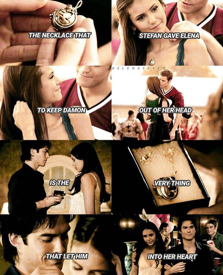 #TVD The Vampire Diaries Stefan,Elena & Damon, so true.. but I like both couples(Elena & Stefan/Elena & Damon)