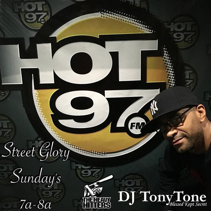 Radiou0027 DJ Tony Tone has landed his