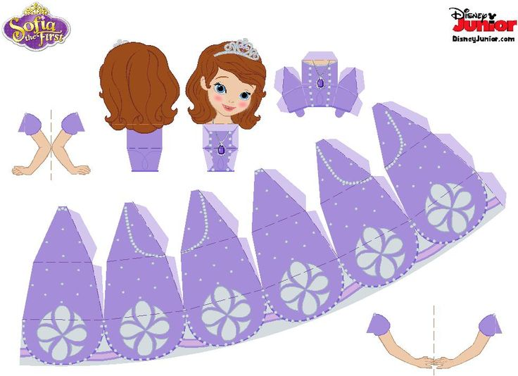 disney princess papercraft printable - Google Search