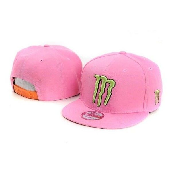 Напиток monster energy ❤ liked on Polyvore featuring accessories, hats, cap snapback, snapback hats, snap back cap, cap hats and snap back hats
