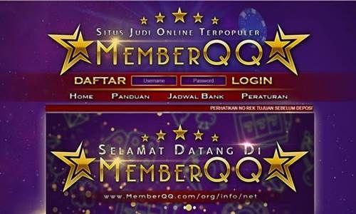 Mereview kembali tentang salah satu situs judi online dengan keunggulan pada pelayanan terbaik di Indonesia, yaitu situs MemberQQ.
