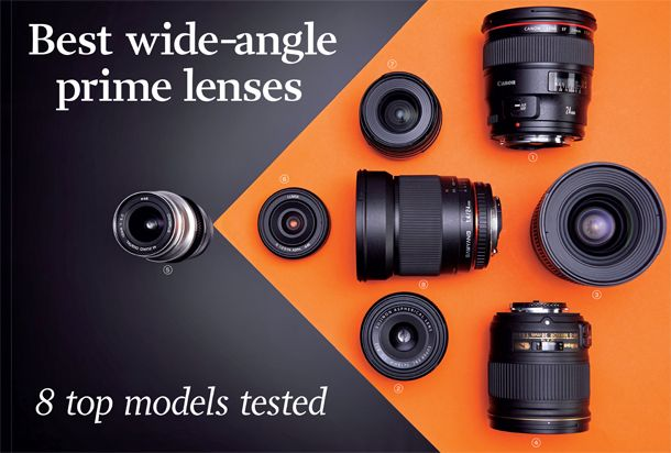 Best wide-angle prime lens: 8 top options tested and rated