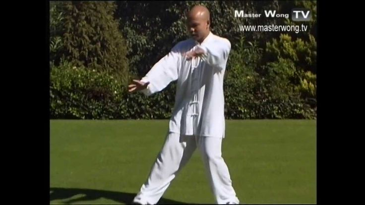 Tai chi for beginners - Yang style Form Lesson 1