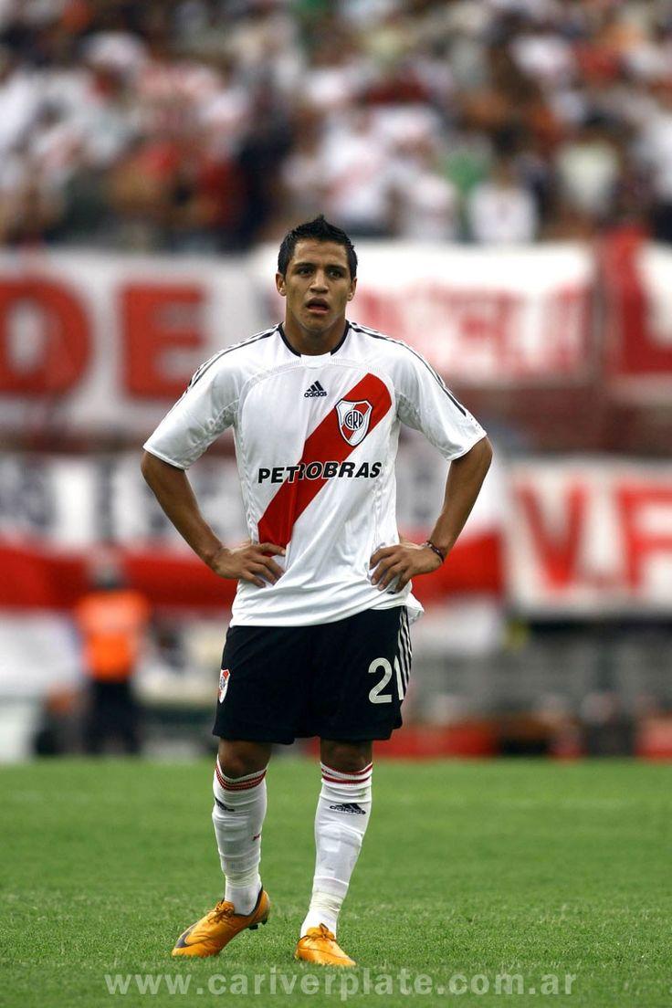 Alexis Sanchez - River Plate