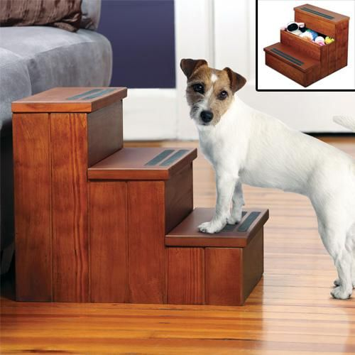 Best Steps Contain Hidden Storage For Pet Supplies Provide Your 400 x 300