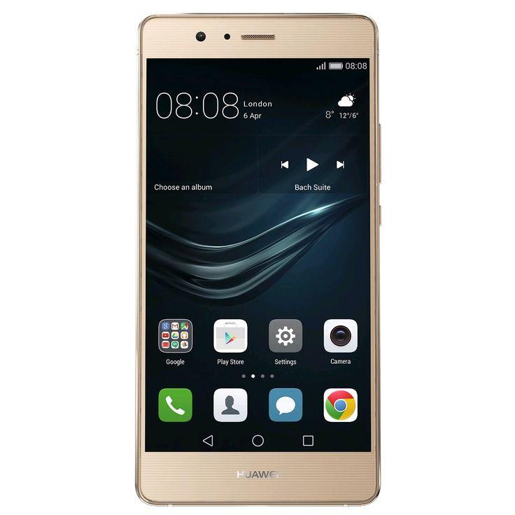 #Smartphone #HUAWEI #P9 LITE 5.2 OCTACORE DUAL SIM 16GB 4G LTE GOLD-ORO #GATEKSHOP.IT