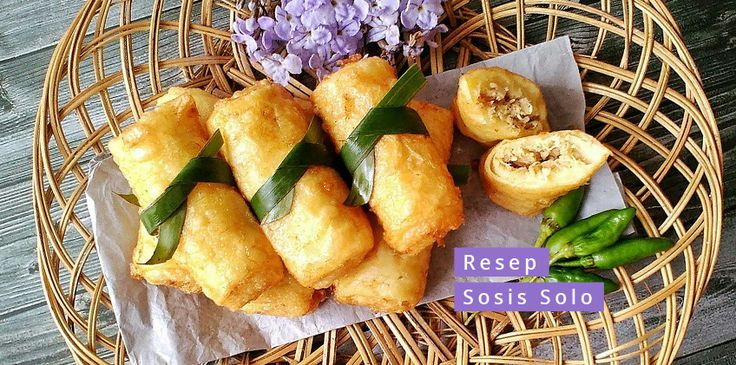 Resep Sosis Solo   Orami Magazine