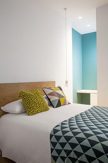 Room Patio • OneShot Hotels