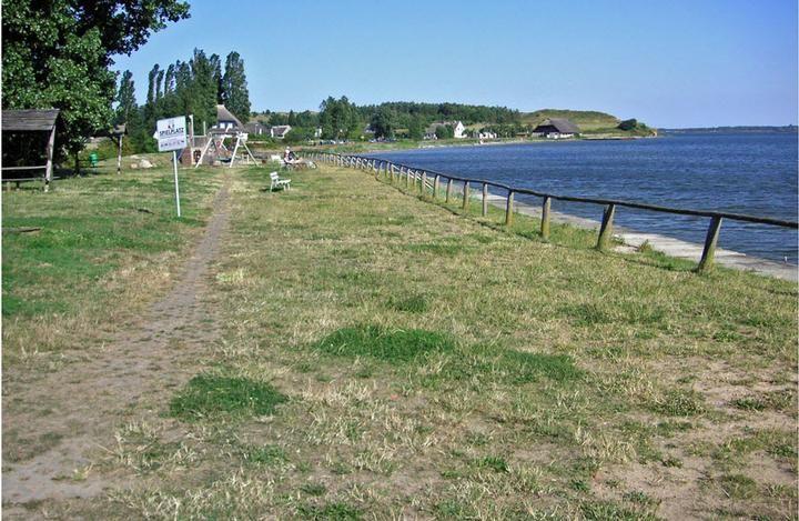 Naturstrand Alt-Reddevitz, Rügen