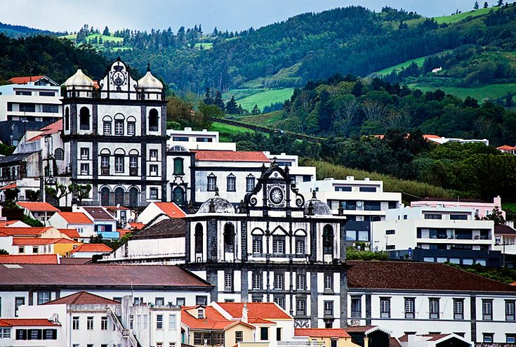 The Azores: Horta (Portugal)