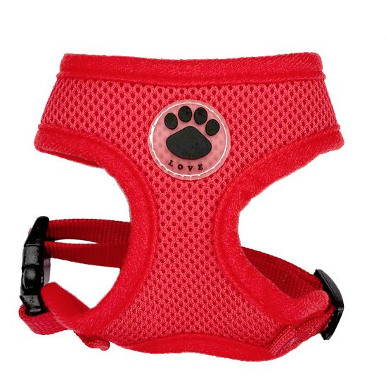 Mesh Shih Tzu Harness (7 Colors Available)