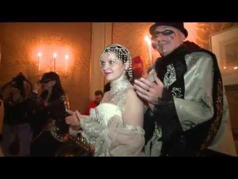 Casanova Grand Ball, masquaerade balls. For more information visit our web site www.marega.it