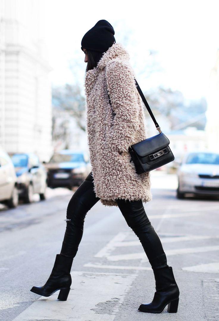 Fashion Landscape   The Teddy Coat