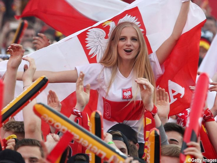 [EURO]美女サポーター特集vol.5:ドイツ対ポーランドPV(12枚)(photo_no_4)