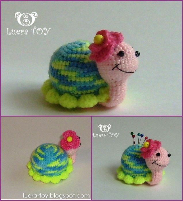 Amigurumi Snail Pattern Free : 25+ best ideas about Crochet snail on Pinterest Crochet ...